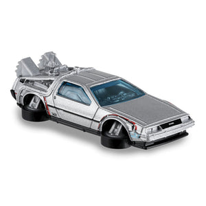 Back To The Future Time Machine Hover Mode Die Cast Car by Hot Wheels