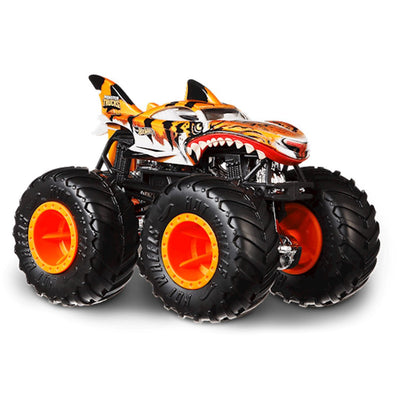 Monster Truck Tiger Shark Die-Cast Car by Hot Wheels -Hot Wheels - India - www.superherotoystore.com