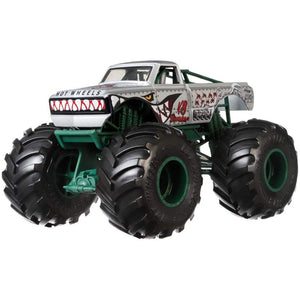 Monster Truck V8 Bomber 1:24 Scale Die-Cast Car by Hot Wheels