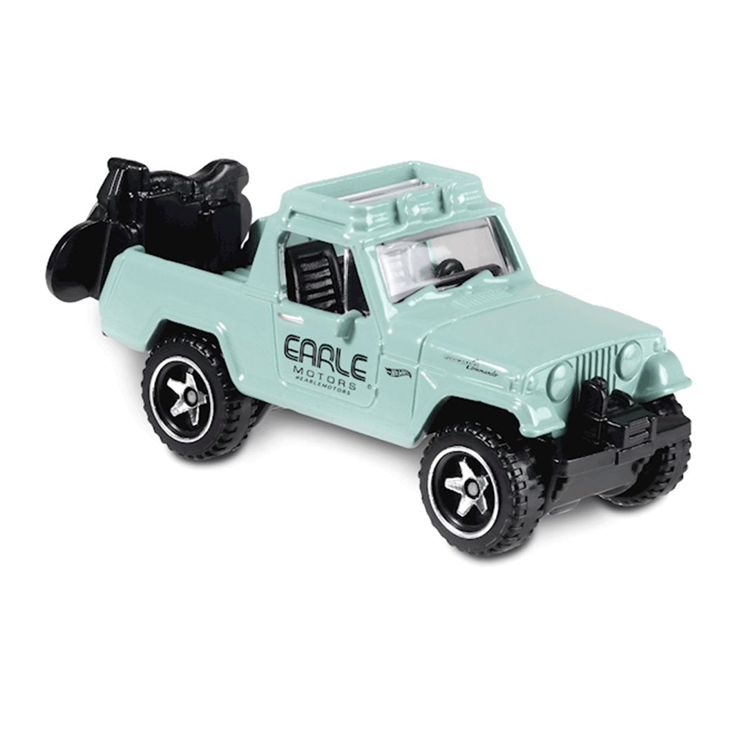 HW Hot Trucks 1967 Jeepster Commando 1:64 Scale Die-Cast Car by Hot Wheels (84/250)
