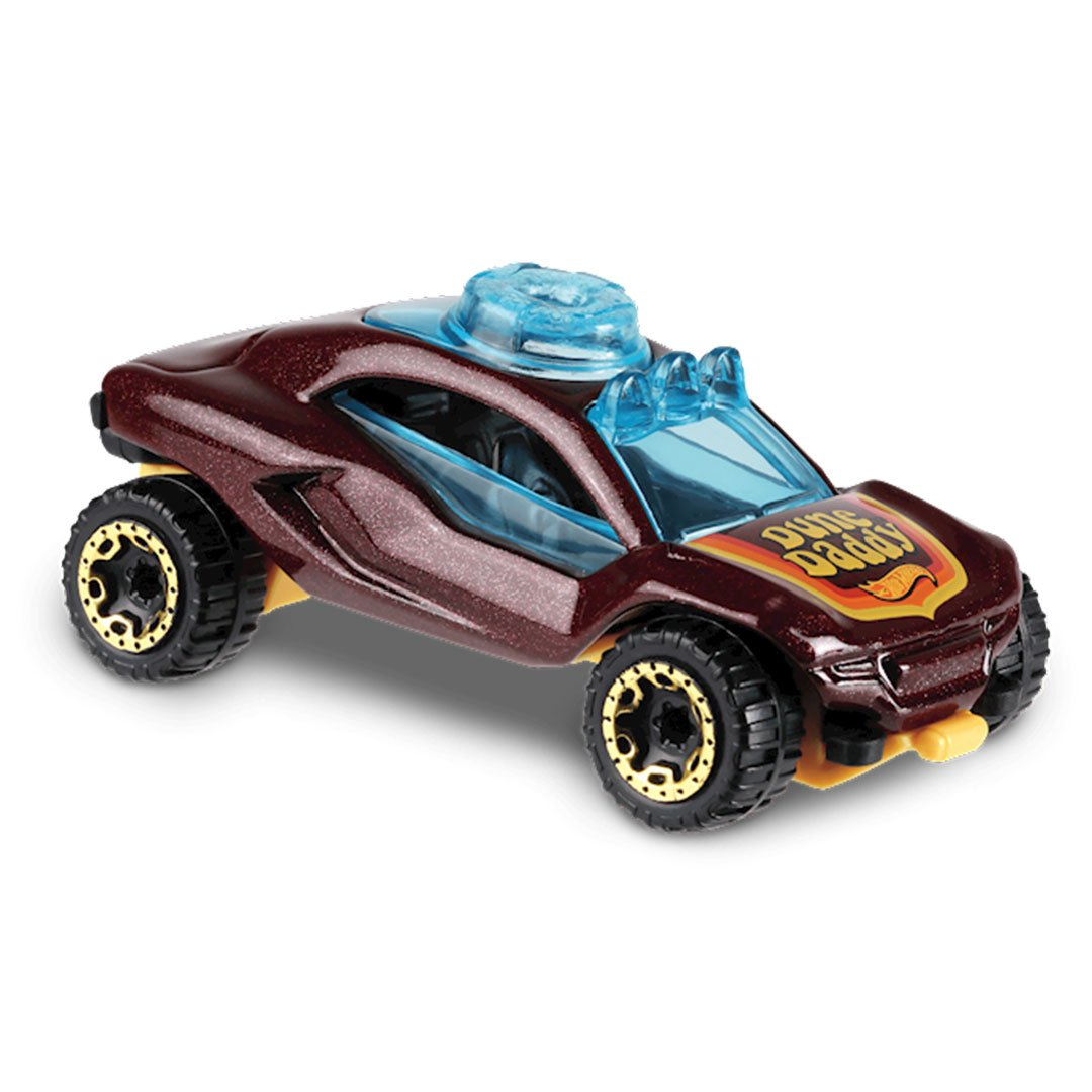 Baja Blazers Dune Daddy 1:64 Scale Die-Cast Car by Hot Wheels (90/250) -Hot Wheels - India - www.superherotoystore.com
