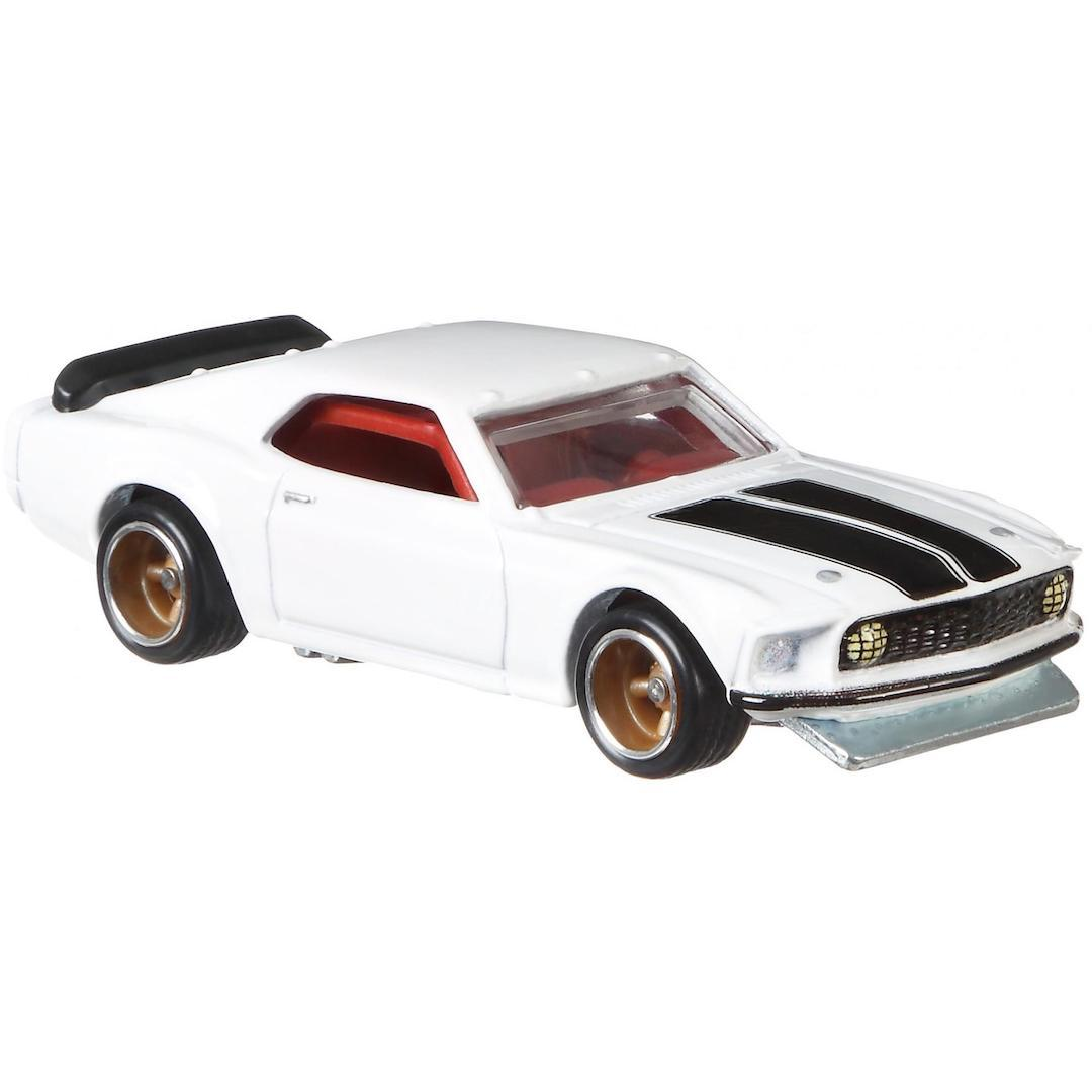Fast & Furious 1:64 Scale 1969 Ford Mustang Boss 302 Die-Cast Car by Hot Wheels