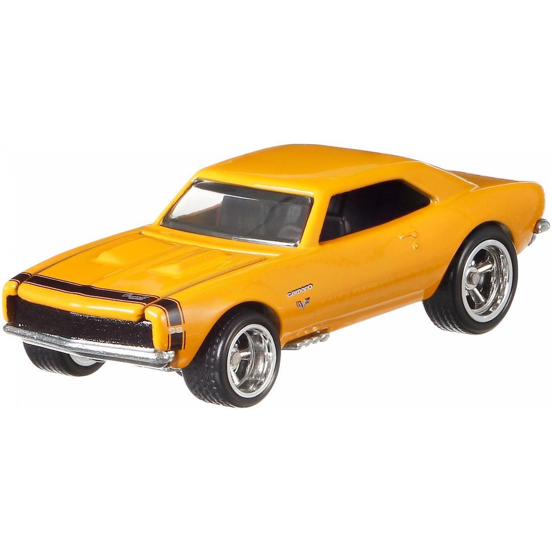 Fast & Furious 1:64 Scale 1967 Chevrolet Camaro Die-Cast Car by Hot Wheels