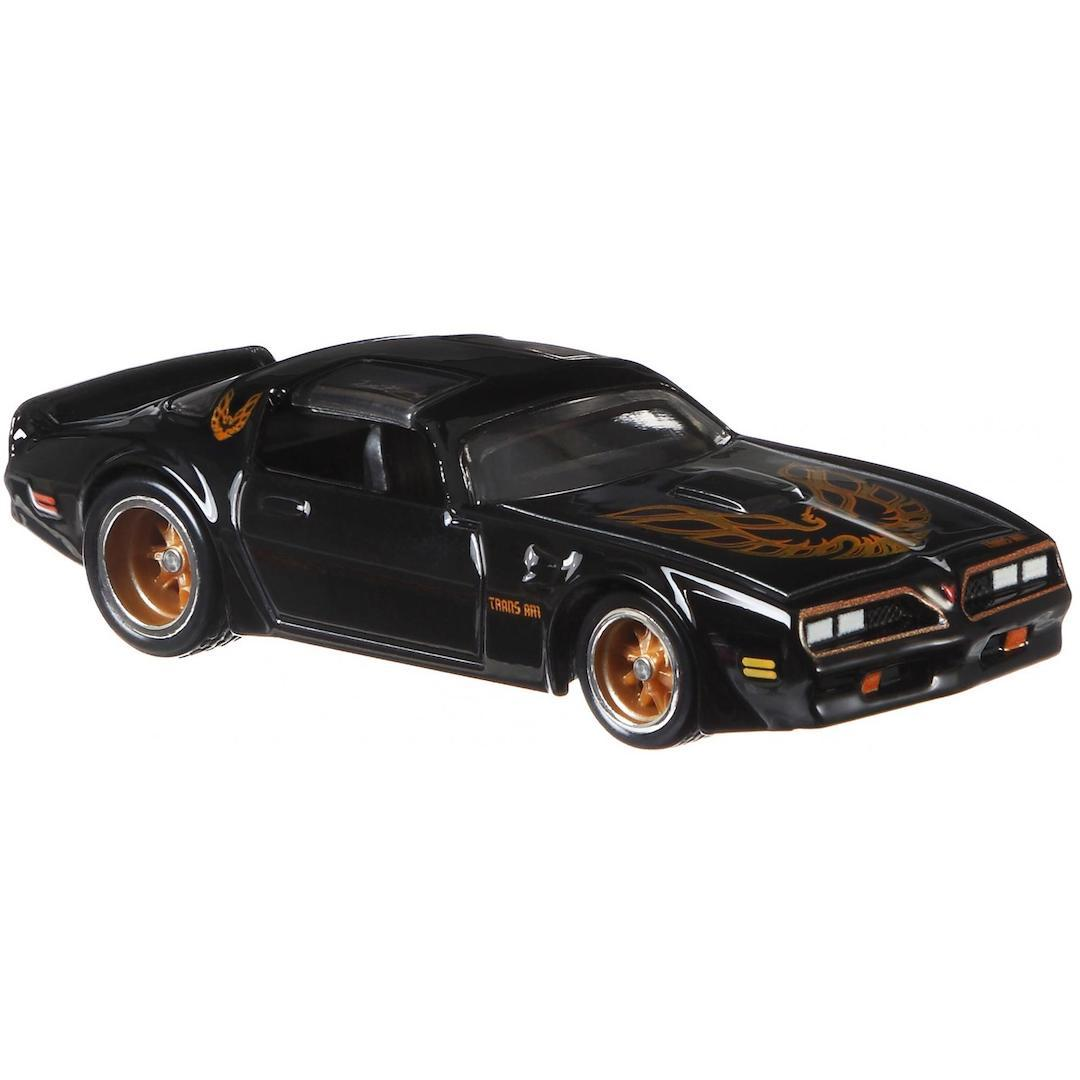 Fast & Furious 1:64 Scale 1977 Pontiac Firebird T/A Die-Cast Car by Hot Wheels