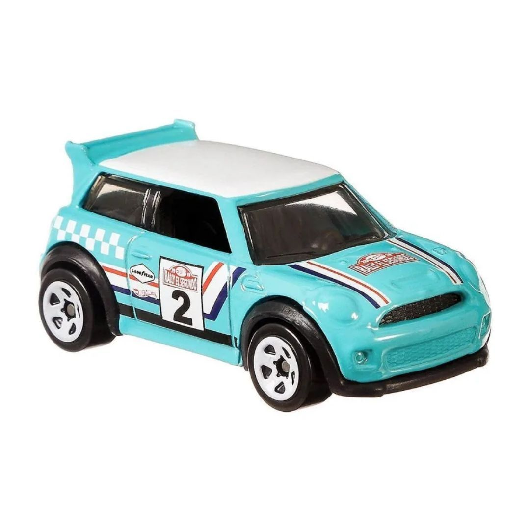 Hot Wheels Rally Sport Series Mini Cooper S Challenge 1:64 Scale Die-Cast Car by Hot Wheels