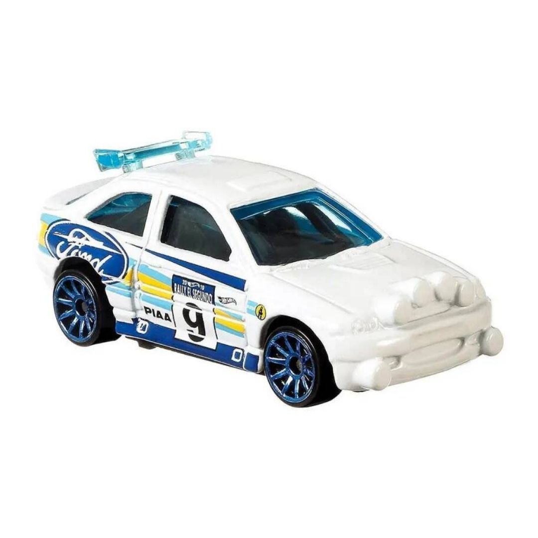 Hot Wheels Rally Sport Series Ford Escort 1:64 Scale Die-Cast Car by Hot Wheels