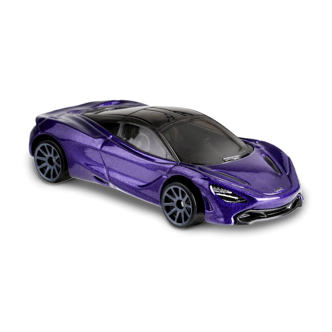 HW Exotics McLaren 720S 1:64 Scale Die-Cast Car by Hot Wheels (221/250)