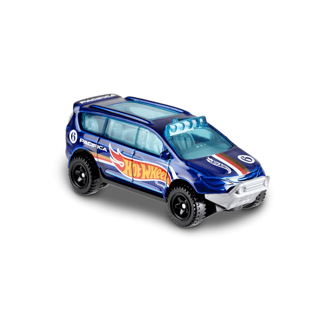 HW Race Team Chrysler Pacifica 1:64 Scale Die-Cast Car by Hot Wheels (215/260)