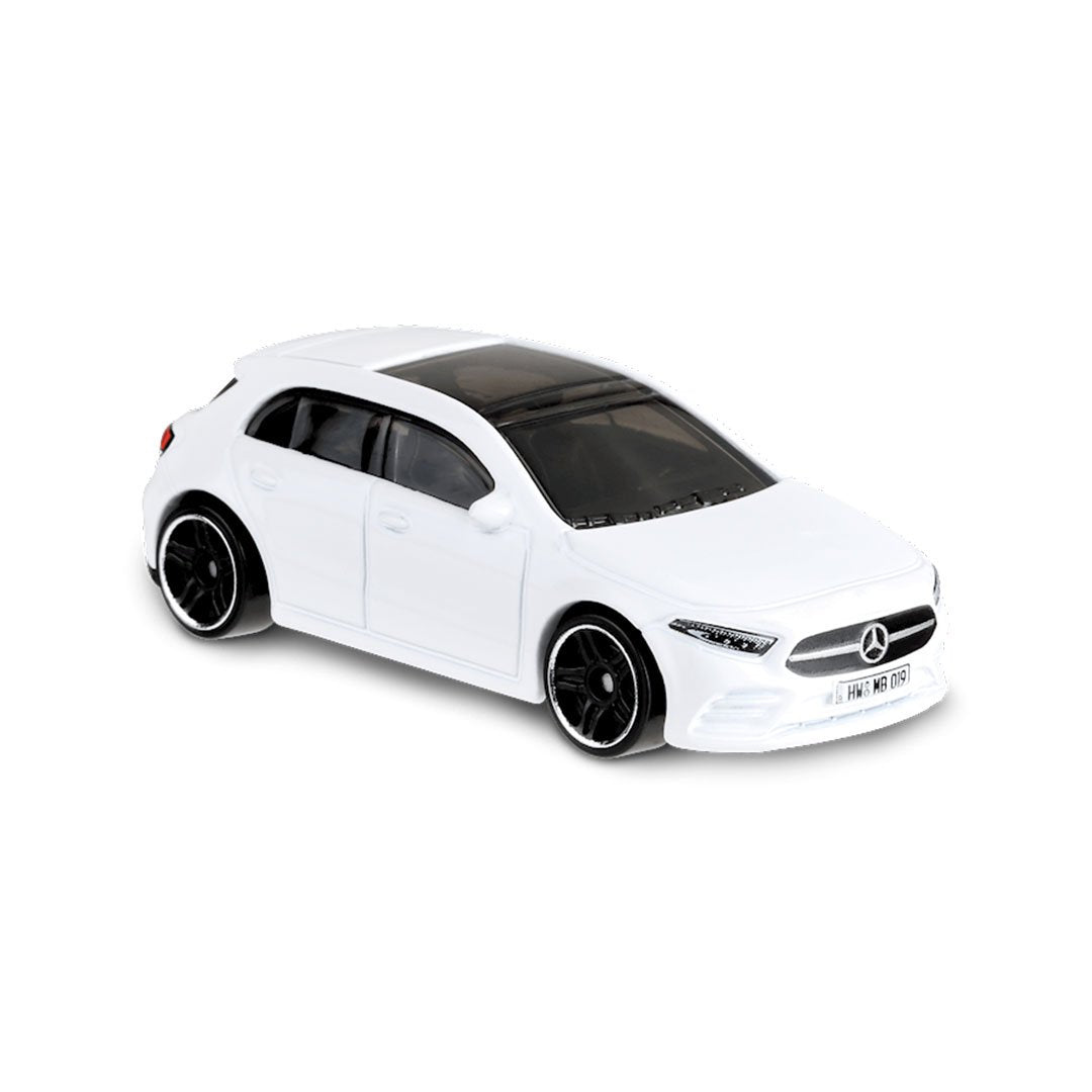 Factory Fresh 2019 Mercedes Benz A Class 1:64 Scale Die-Cast Car by Hot Wheels (201/250) -Hot Wheels - India - www.superherotoystore.com