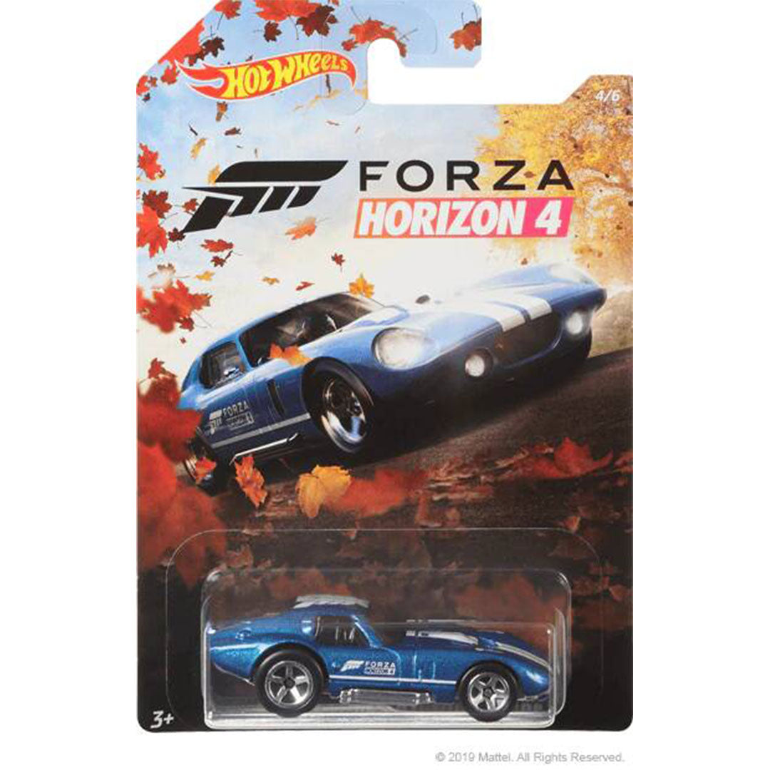 Forza Horizon 4 Shelby Daytona Coupe 1:64 Scale Die-Cast Car by Hot Wheels
