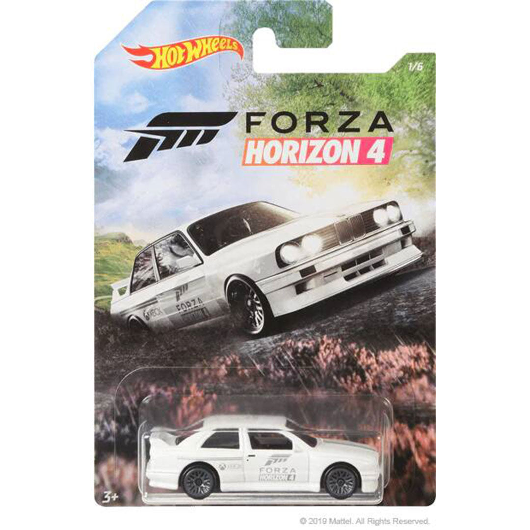 Forza Horizon 4 1992 BMW M3 1:64 Scale Die-Cast Car by Hot Wheels