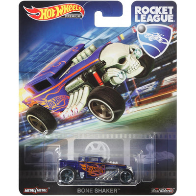 Rocket League Bone Sharer 1:64 Scale Die-Cast Car by Hot Wheels