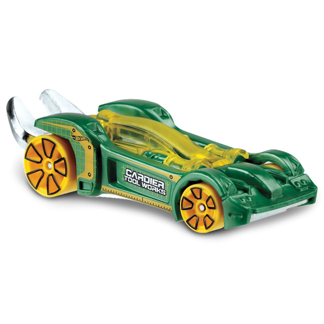 HW Experimotors Tooligan 1:64 Scale Die-Cast Car by Hot Wheels (4/250) -Hot Wheels - India - www.superherotoystore.com