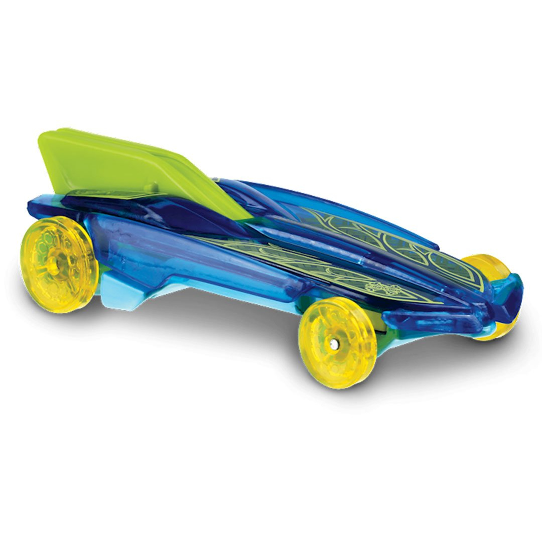 X-Racers Formula Solar 1:64 Scale Die-Cast Car by Hot Wheels (16/250) -Hot Wheels - India - www.superherotoystore.com