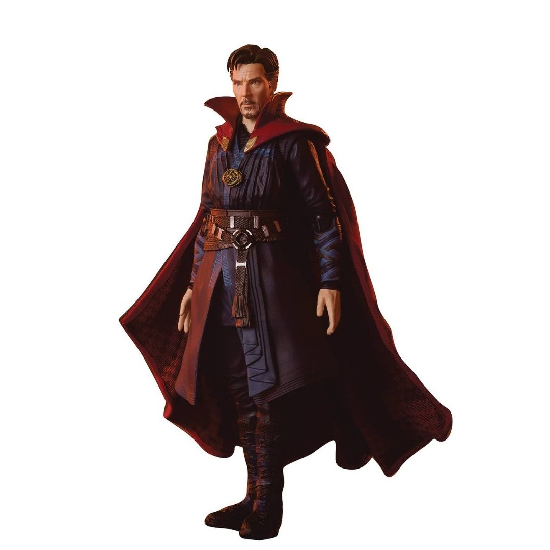 Avengers: Infinity War Doctor Strange Battle on Titan Edition Figure by S.H.Figuarts -SH Figuarts - India - www.superherotoystore.com