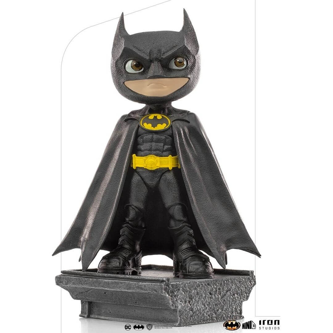 Batman 1989 Batman MiniCo Figure by Iron Studios -MiniCo - India - www.superherotoystore.com