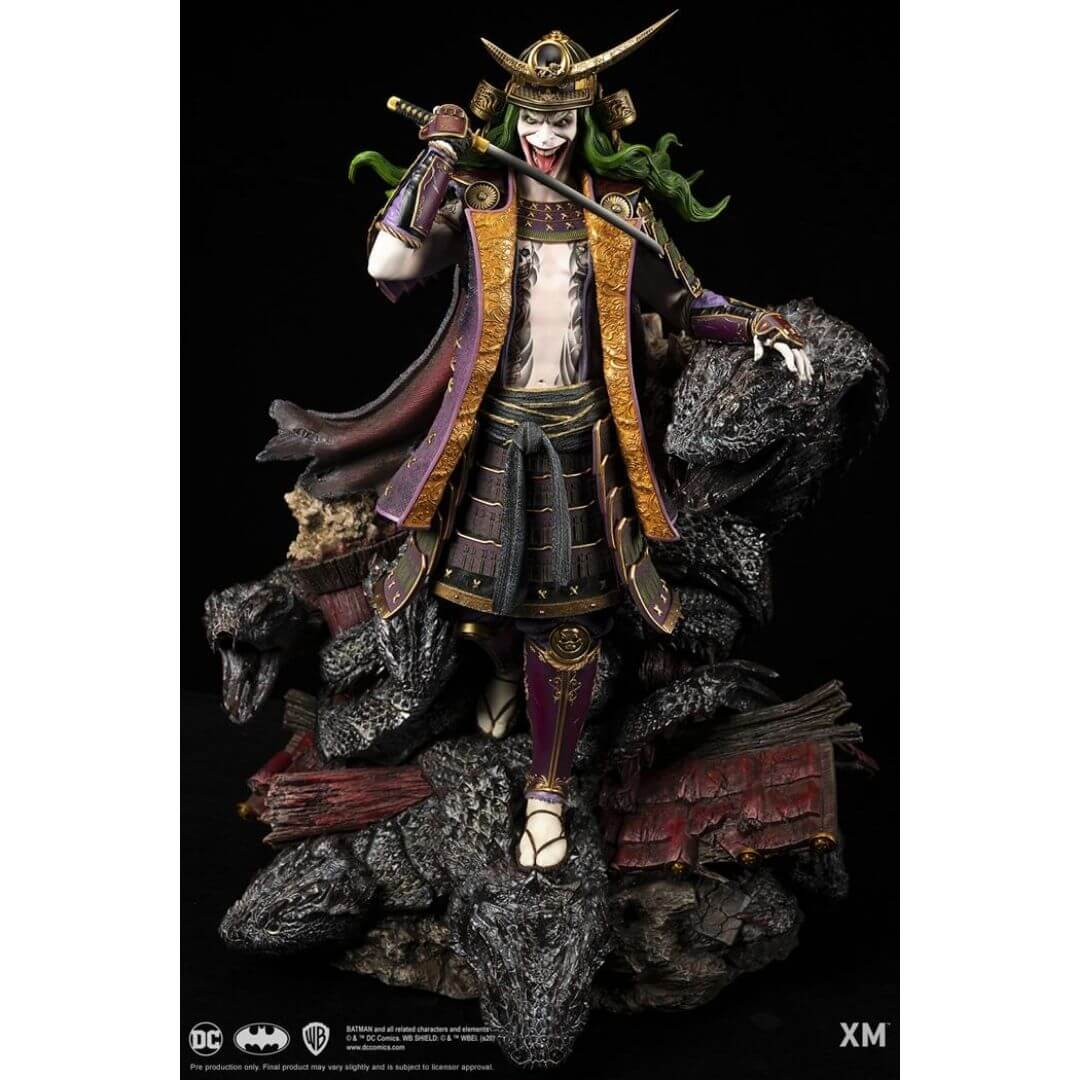 The Joker Orochi 1:4th Scale Statue by XM Studios -XM Studios - India - www.superherotoystore.com
