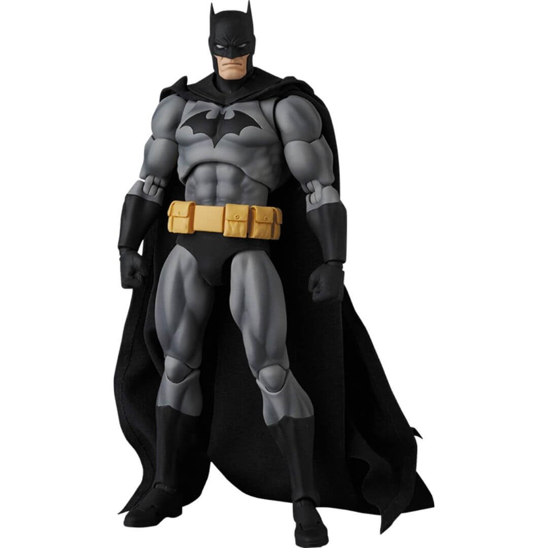 Batman Hush Black Costume Version Mafex Collectible Figure by Medicom -Medicom - India - www.superherotoystore.com