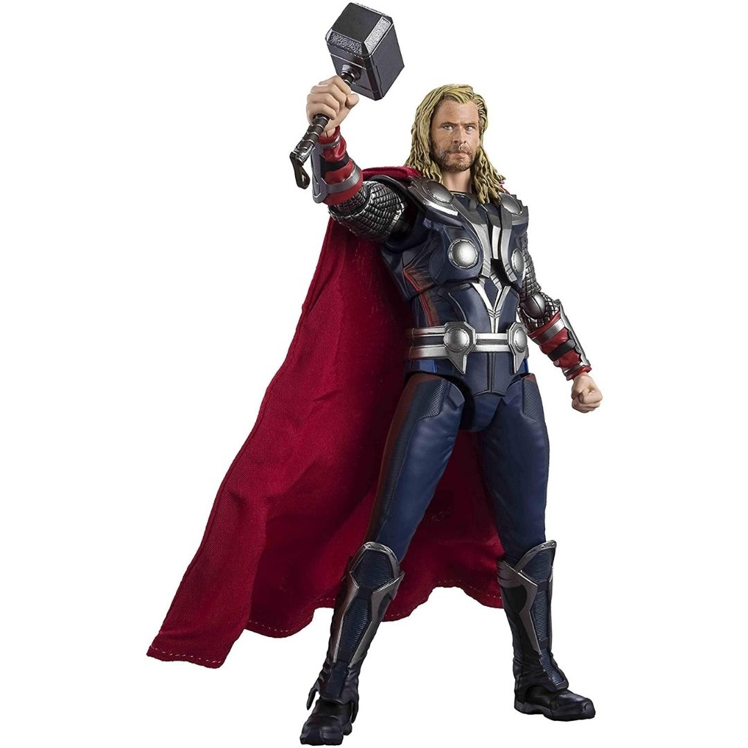 Avengers Thor Avengers Assemble Edition Figure by S.H.Figuarts -SH Figuarts - India - www.superherotoystore.com