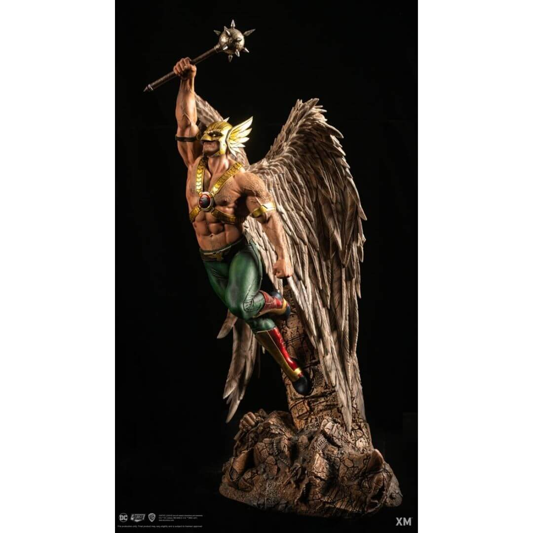 DC Comics Rebirth Hawkman 1:6th Scale Statue by XM Studios -XM Studios - India - www.superherotoystore.com