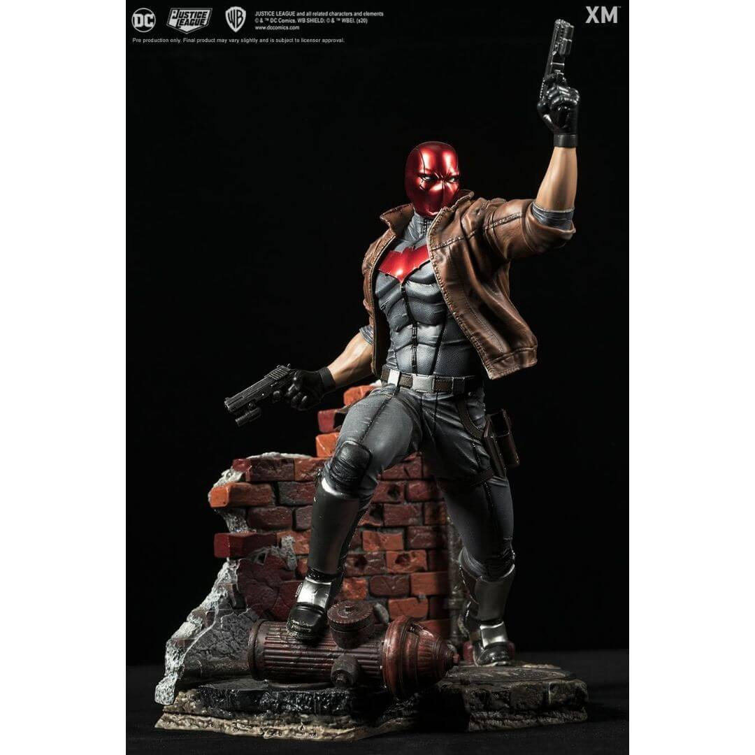 DC Comics Rebirth Red Hood 1:6th Scale Statue by XM Studios -XM Studios - India - www.superherotoystore.com
