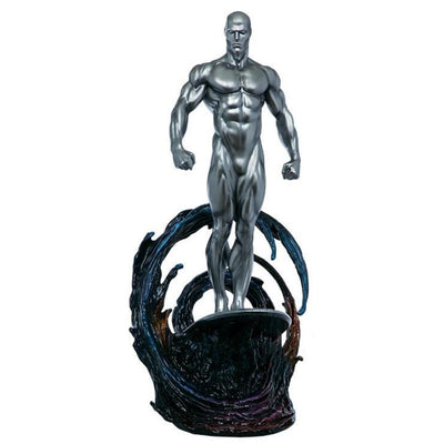 Marvel Comics Silver Surfer Maquette by Sideshow Collectibles -Sideshow Collectibles - India - www.superherotoystore.com