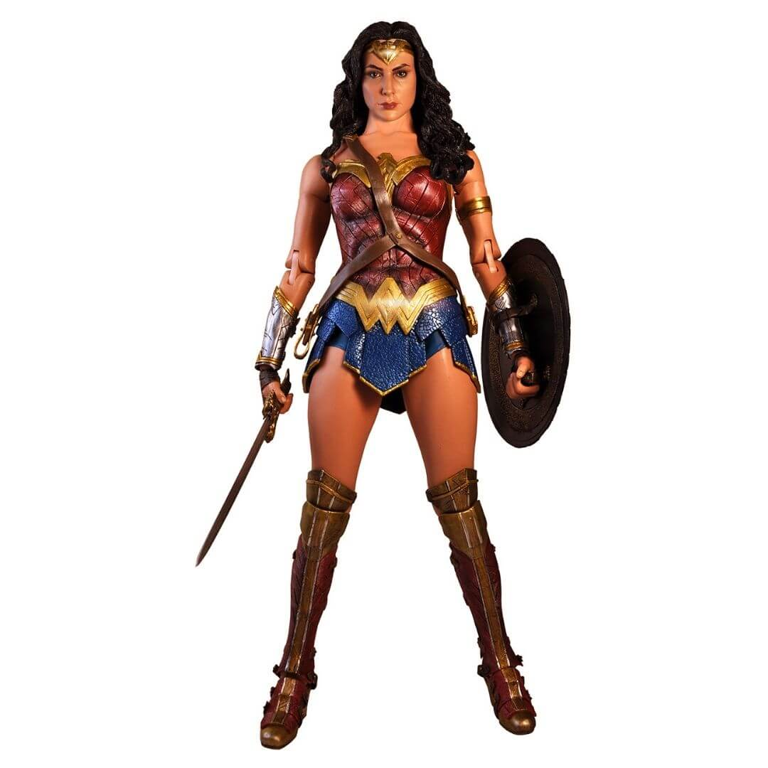 Wonder Woman 1/4th Scale Figure by NECA -NECA - India - www.superherotoystore.com