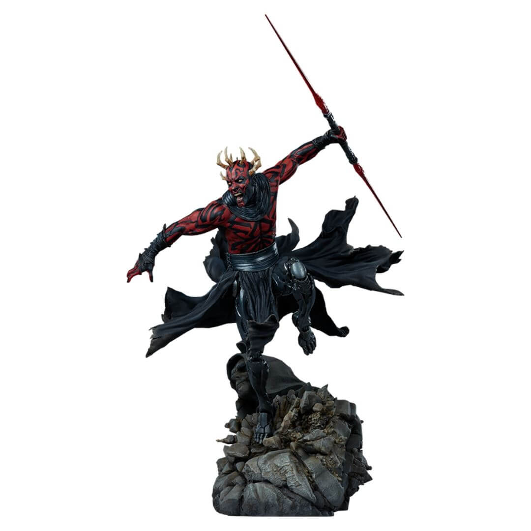 Darth Maul Mythos Statue by Sideshow Collectibles -Sideshow Collectibles - India - www.superherotoystore.com