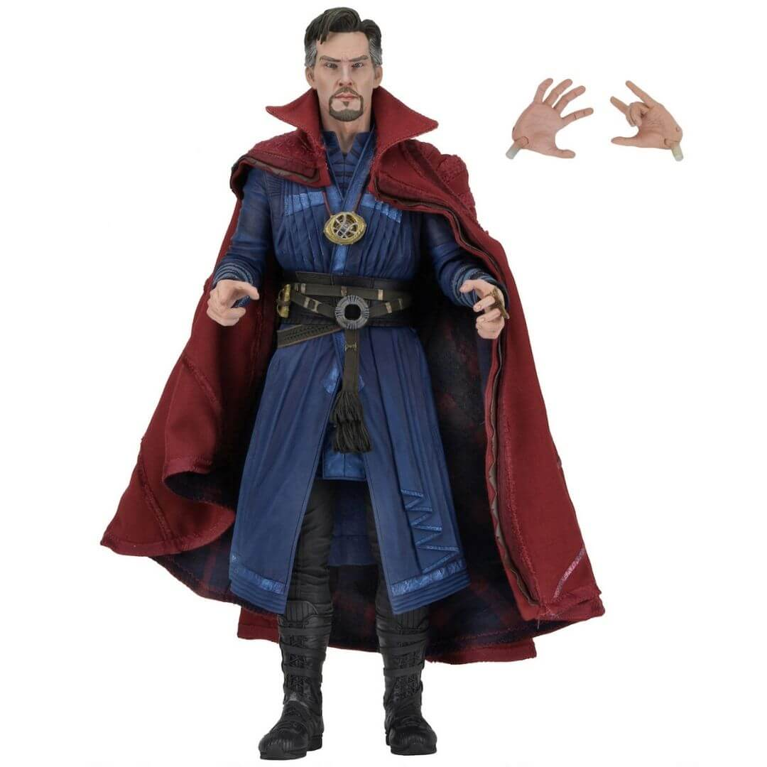 Doctor Strange 1/4 Scale Figure by NECA -NECA - India - www.superherotoystore.com