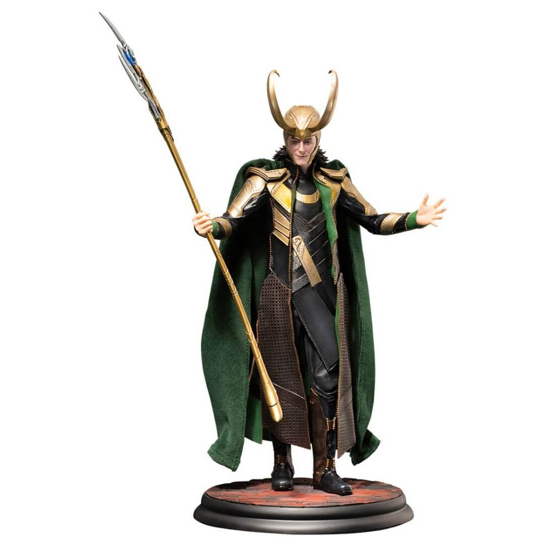 Marvel Comics Avengers Movie Loki ArtFx Statue by Kotobukiya -Kotobukiya - India - www.superherotoystore.com