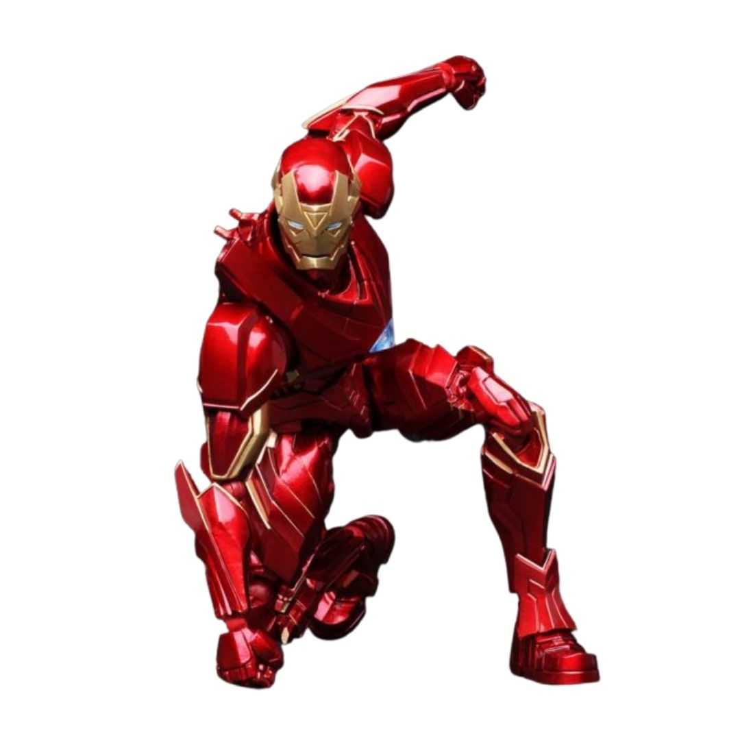 Marvel Universe Variant Iron Man Bring Arts Figure by Square Enix Toys