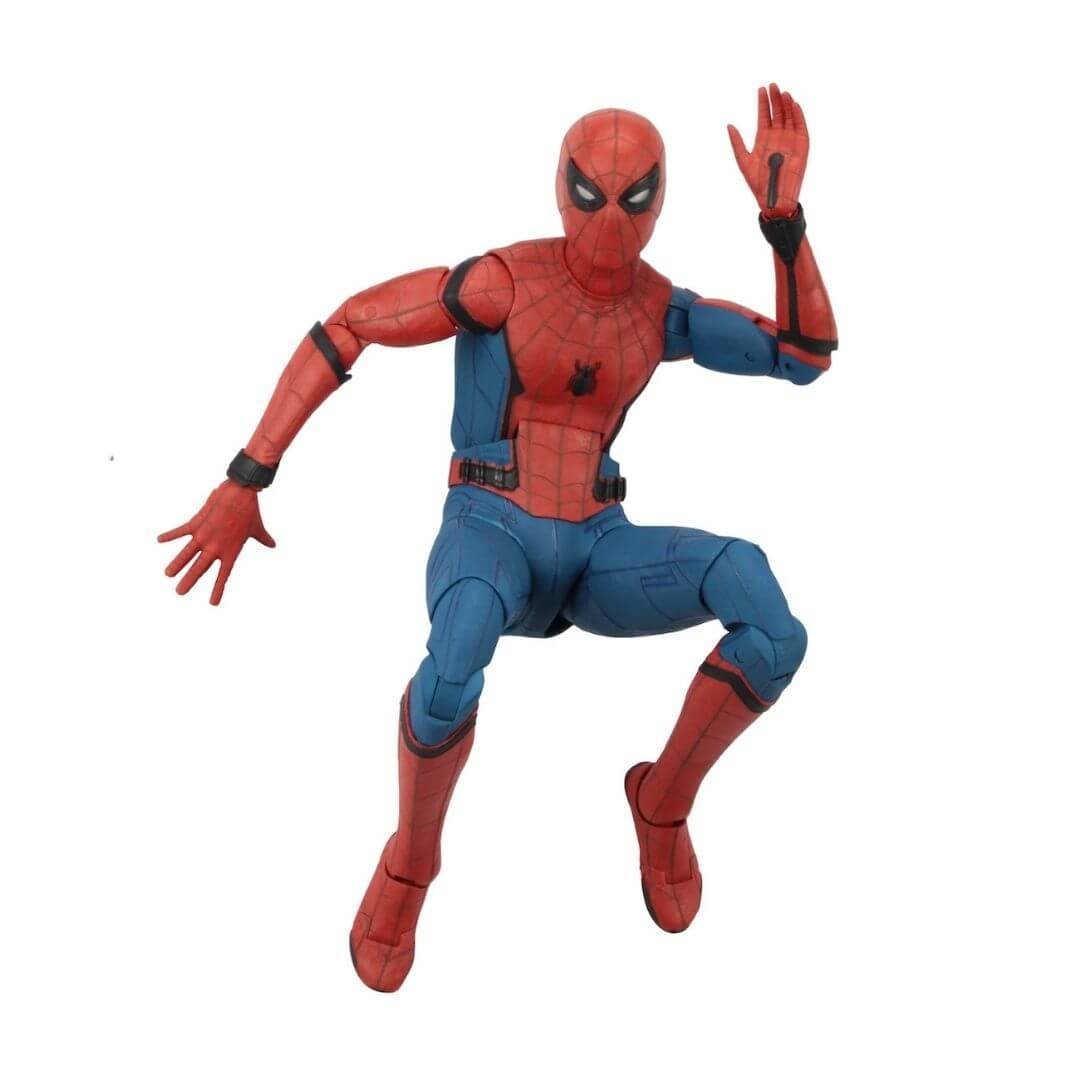 Spider Man Homecoming 1/4 Scale Figure by NECA -NECA - India - www.superherotoystore.com