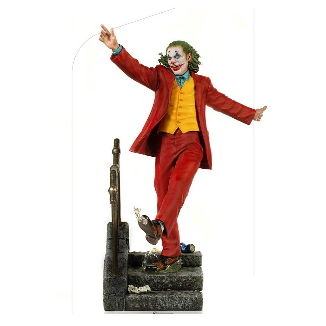 The Joker Movie - Joker Prime Scale Status by Iron Studios -Iron Studios - India - www.superherotoystore.com
