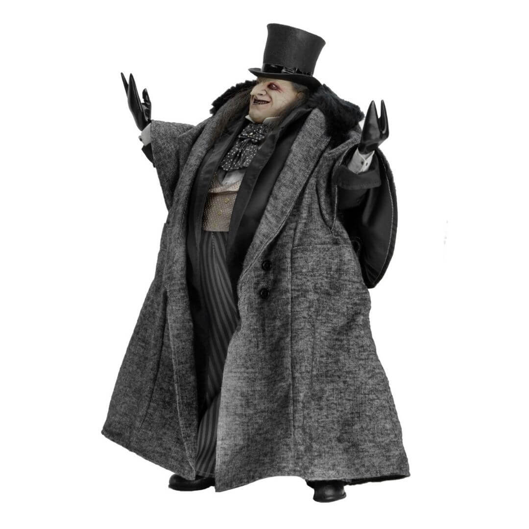 Batman Returns Mayoral Penguin 1/4th Scale Action Figure by NECA -NECA - India - www.superherotoystore.com