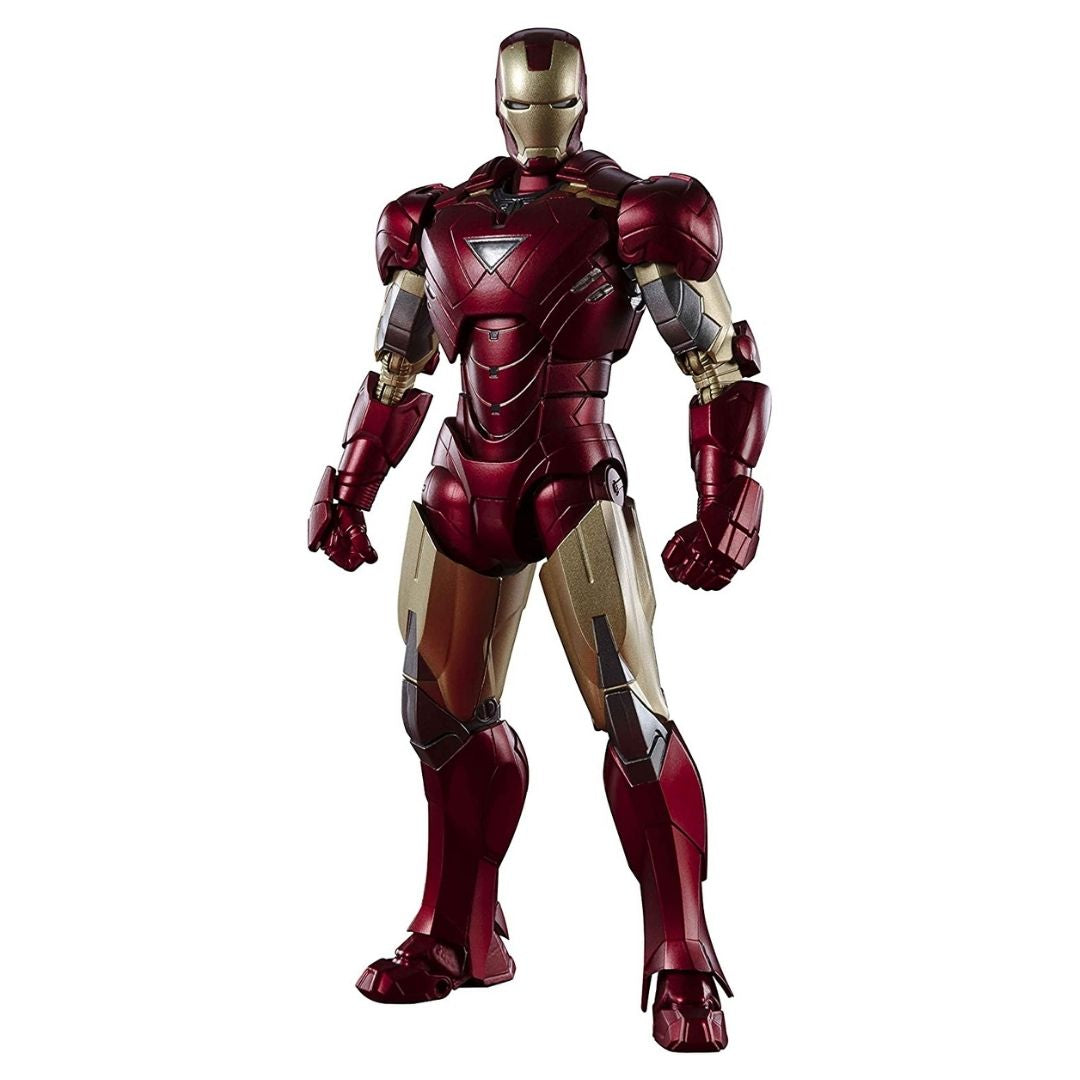 Avengers Iron Man Mark 6 Battle of New York Edition Figure by S.H.Figuarts -SH Figuarts - India - www.superherotoystore.com