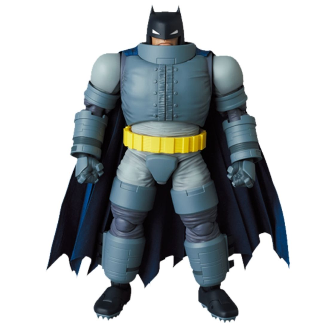 DC Comics The Dark Knight Returns Armored Batman Mafex Figure by Medicom Toys -Medicom - India - www.superherotoystore.com