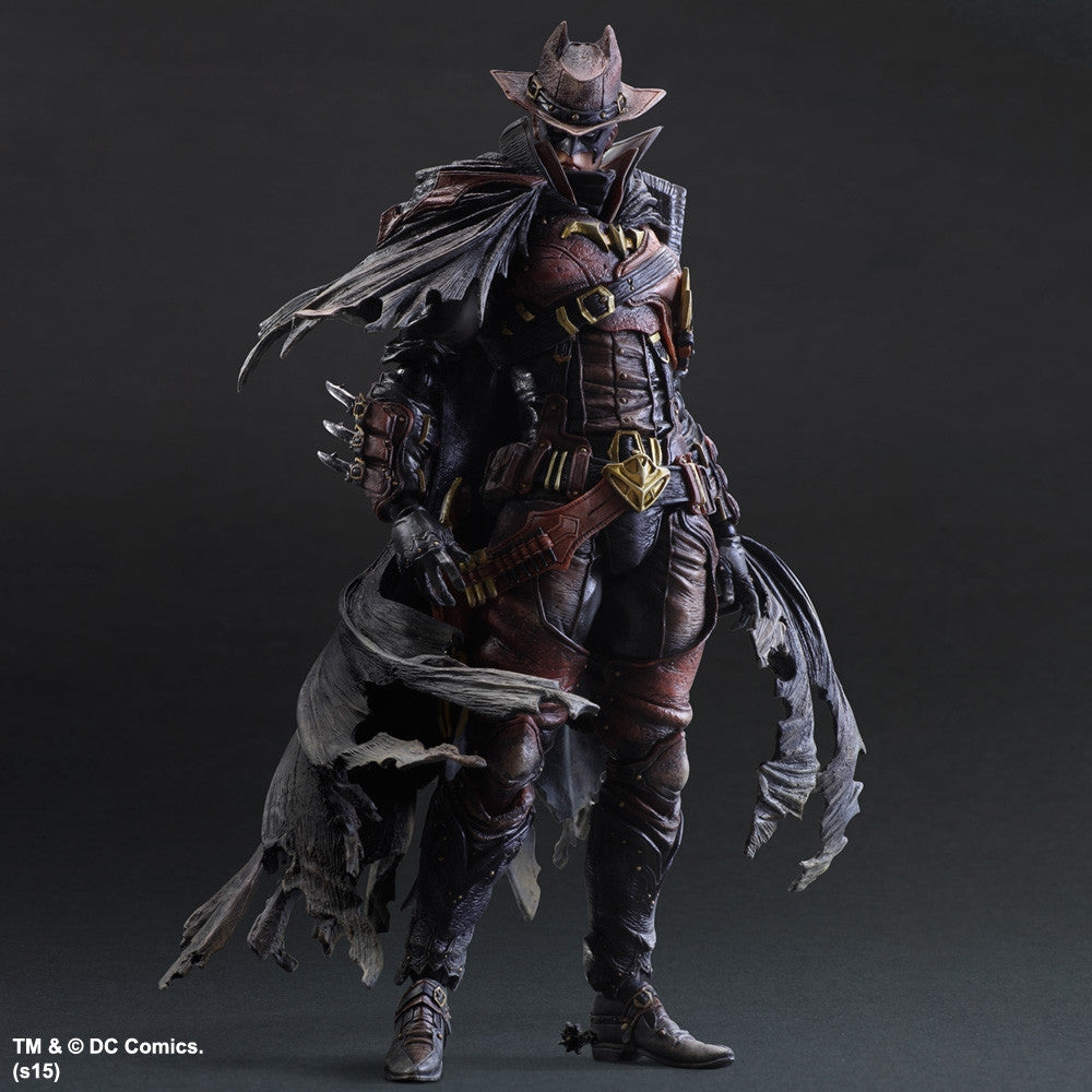 DC Comics Variant Wild West Batman-Square Enix- www.superherotoystore.com-Action Figure - 3