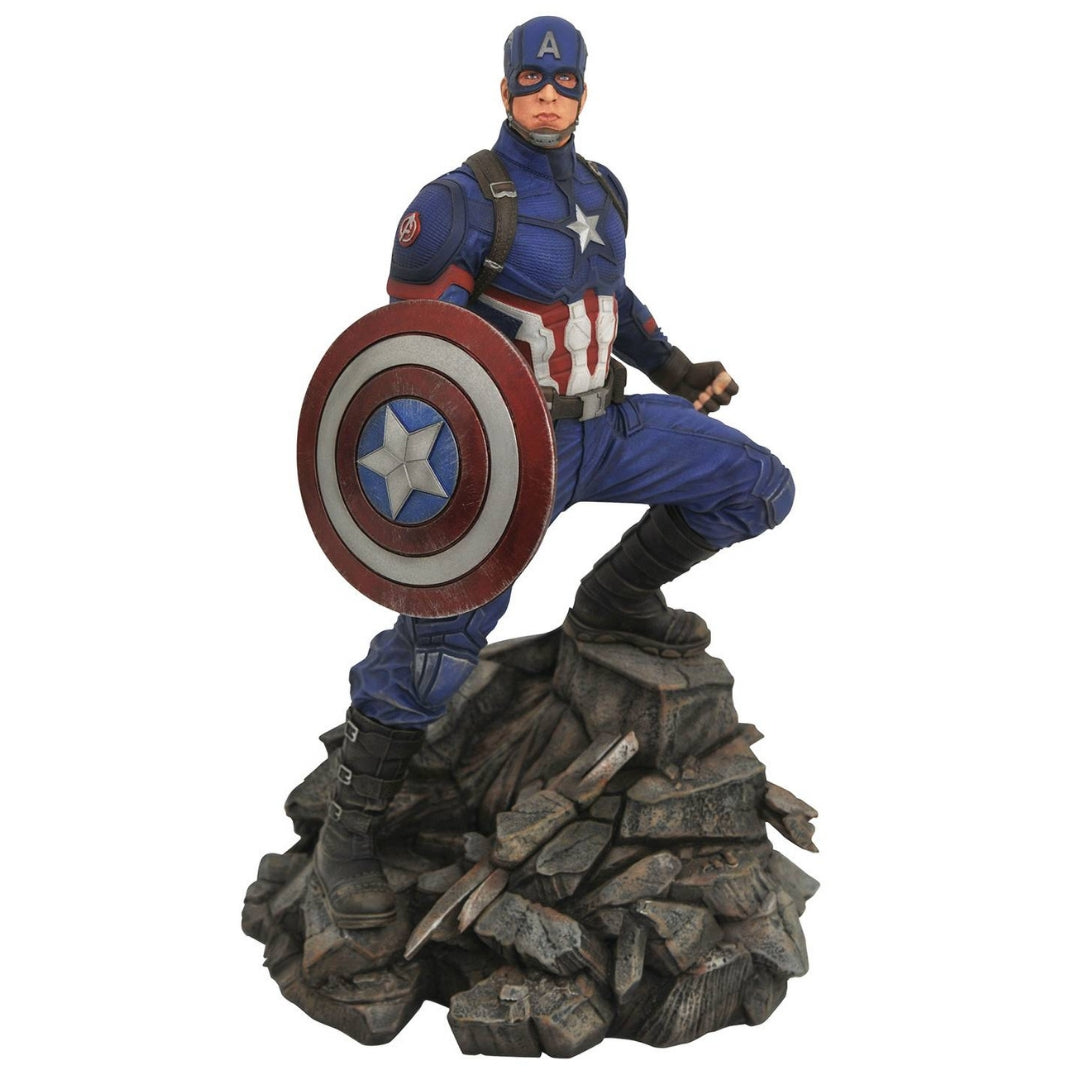 Avengers Endgame Captain America Premiere Statue by Diamond Select Toys