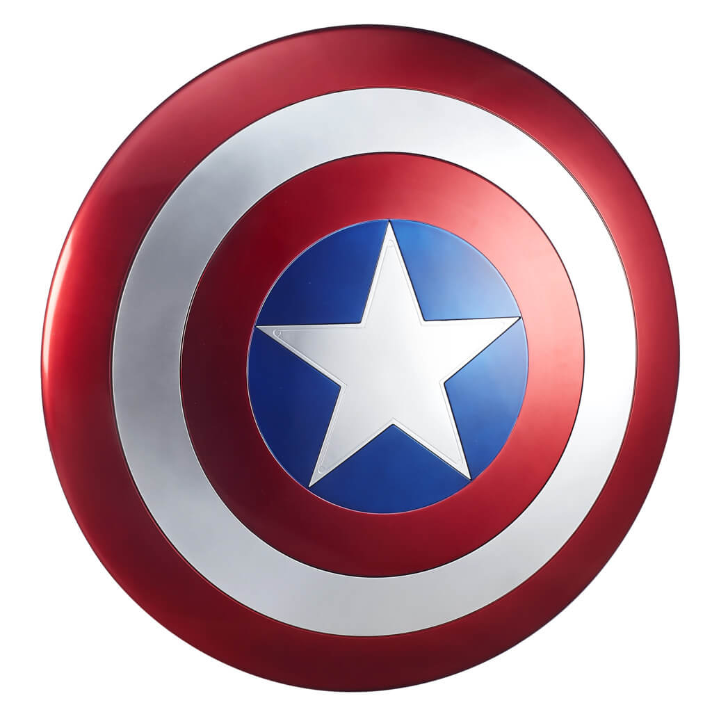 Marvel Legends: Captain America Shield by Hasbro -Hasbro - India - www.superherotoystore.com