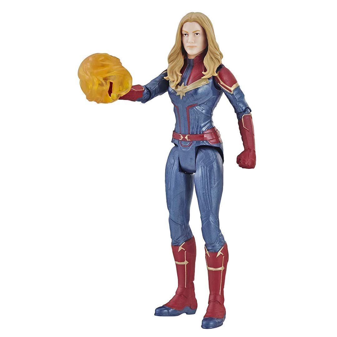 Avengers Endgame 6-inch Captain Marvel Figure by Hasbro