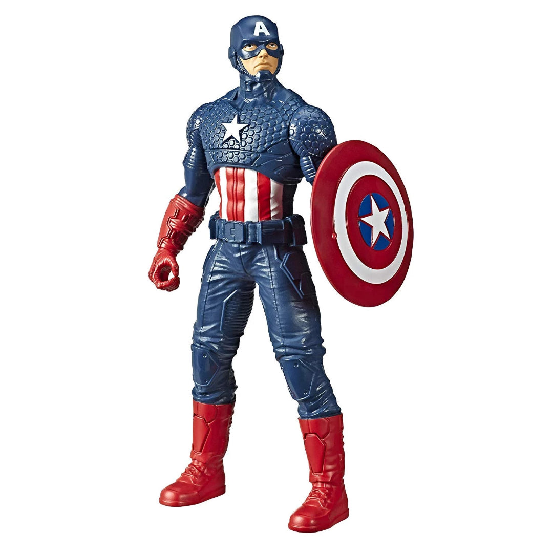 Marvel Captain America 9.5-Inch Figure by Hasbro