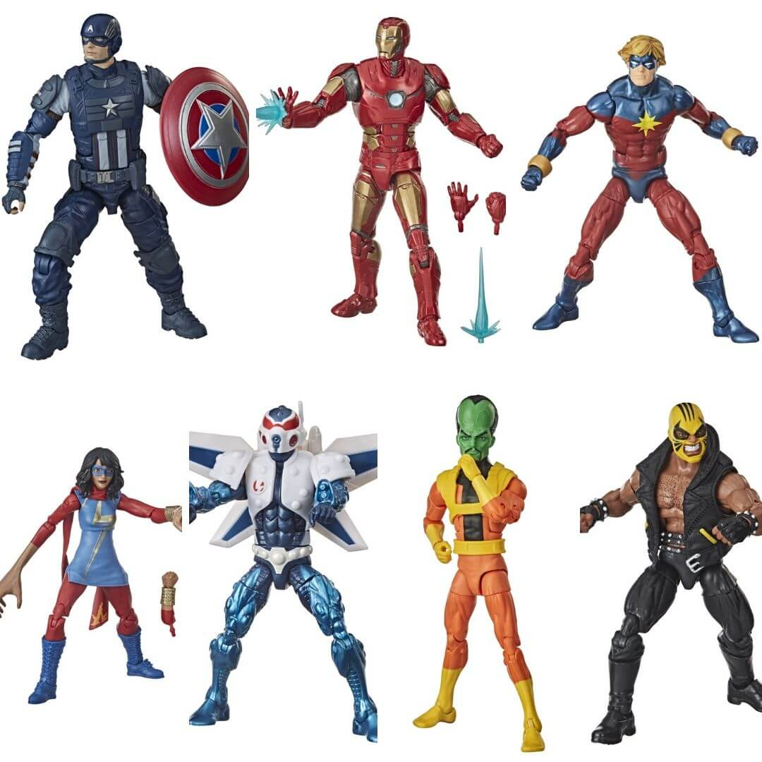 Gameverse (Abomination BAF) Marvel Legends Wave 1 Figure Set by Hasbro -Hasbro - India - www.superherotoystore.com