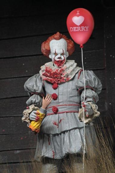 IT Ultimate Pennywise 7-Inch Action Figure by Neca -NECA - India - www.superherotoystore.com