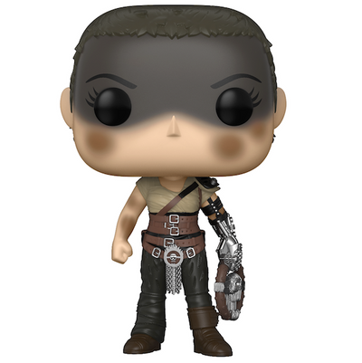 Mad Max Fury Road Furiosa Pop! Vinyl Figure by Funko