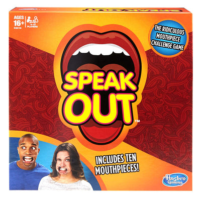 Speak out Board Game by Hasbro -Hasbro - India - www.superherotoystore.com