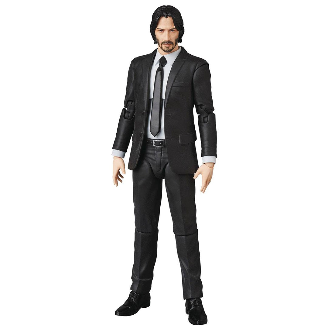 John Wick 2 Mafex Action Figure by Medicom Toy Corporation