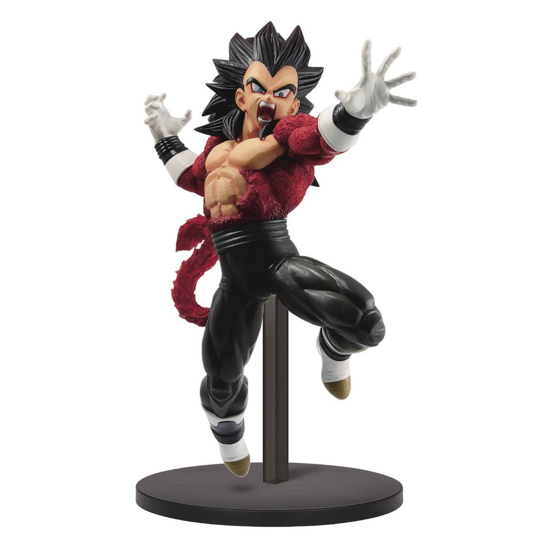 Super DB Heroes 9th Annv. Super Saiyan 4 Vegeta:Xeno Statue by Banpresto -Banpresto - India - www.superherotoystore.com