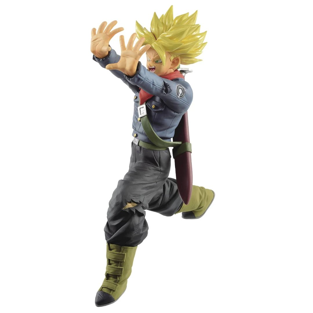 Dragon Ball Super Future Trunks Galick Gun Statue by Banpresto -Banpresto - India - www.superherotoystore.com