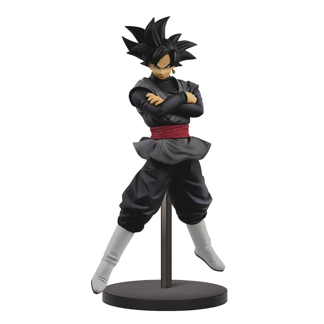 Dragon Ball Super Chosenshi Retsuden II Goku Black Statue by Banpresto -Banpresto - India - www.superherotoystore.com