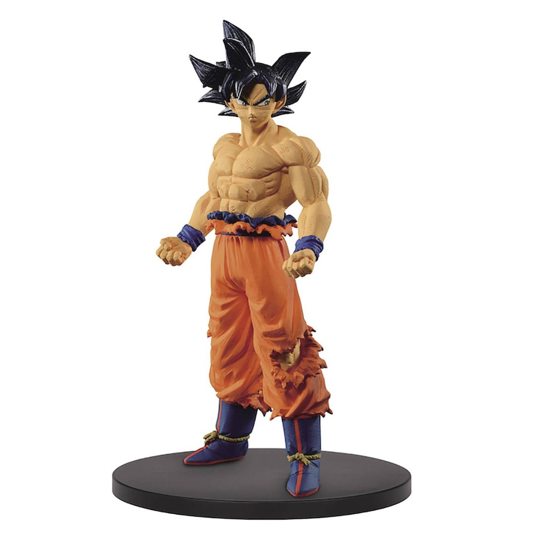 Dragon Ball Super Creator x Creator Ultra Instinct Sign Son Goku Statue by Banpresto -Banpresto - India - www.superherotoystore.com